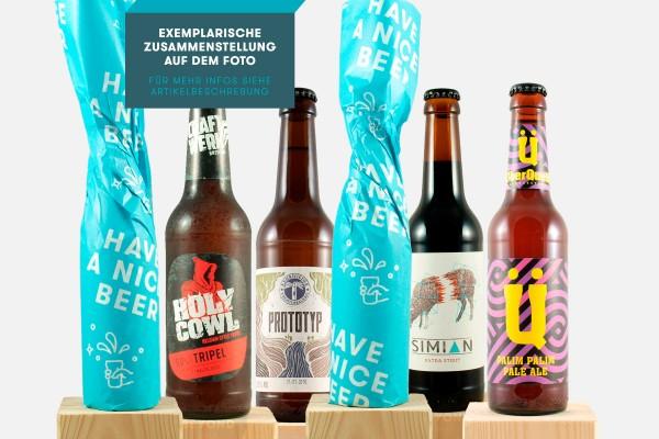 Craft Beer Paket: Geschenkpaket klein