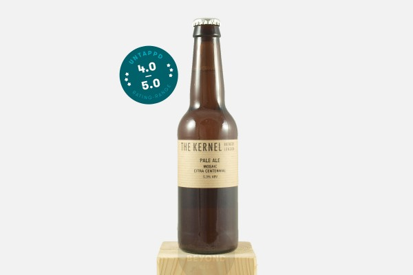 The Kernel Pale Ale Mosaic Citra Centennial