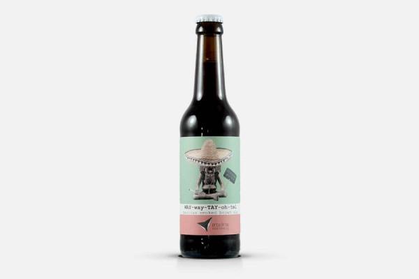 Orca WAY-way-TAY-oh-təl Brown Ale