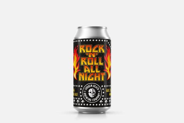 Sudden Death Rock 'N' Roll All Night
