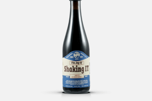 Mikkeller SD Beer Geek The Joy Of Shaking It Imperial Stout