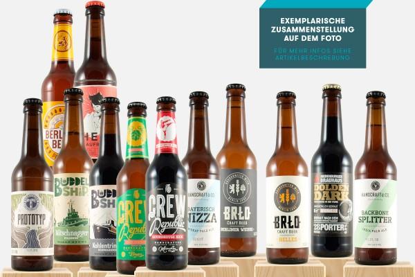 Deutsches Craft Beer Paket