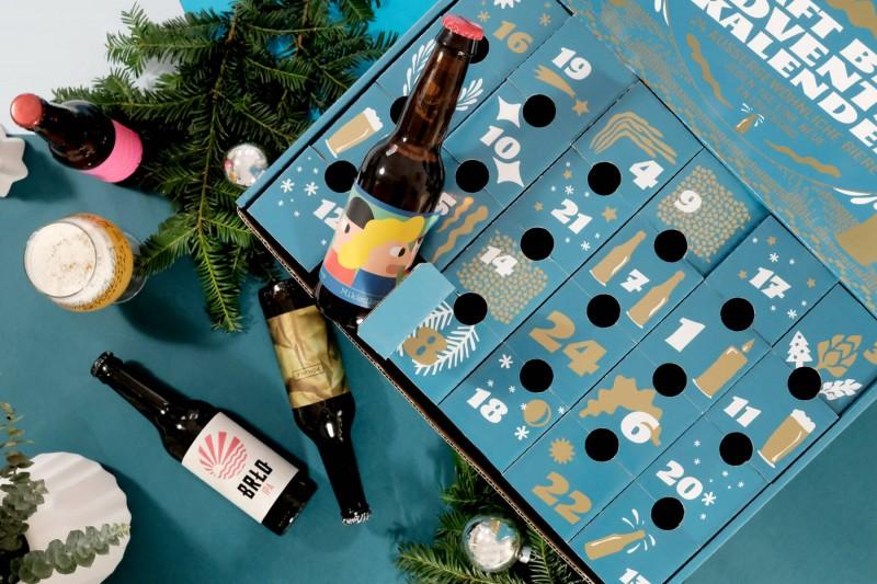 Bier Adventskalender 2021 von Beyond Beer
