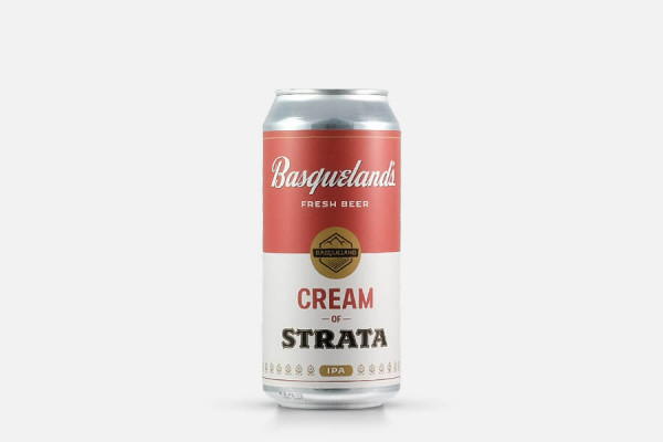 Basqueland Cream Of Strata IPA