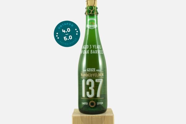 Oud Beersel Oude Geuze Vieille - Vandervelden 137 Years