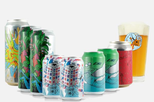 Craft Beer Paket Lervig inkl. Glas