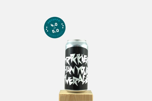 Omnipollo Trickier Than Your Average - Other Half Collab