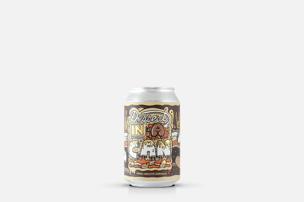 Amundsen Dessert in a Can Mango Chocolate Pastry Stout