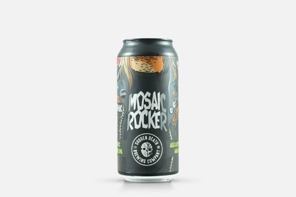 Sudden Death Mosaic Rocker Double IPA