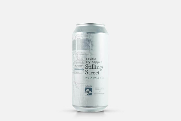 Trillium Double Dry Hopped Stillings Street