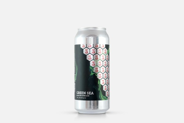 3 Sons Brewing Green Sea Gose