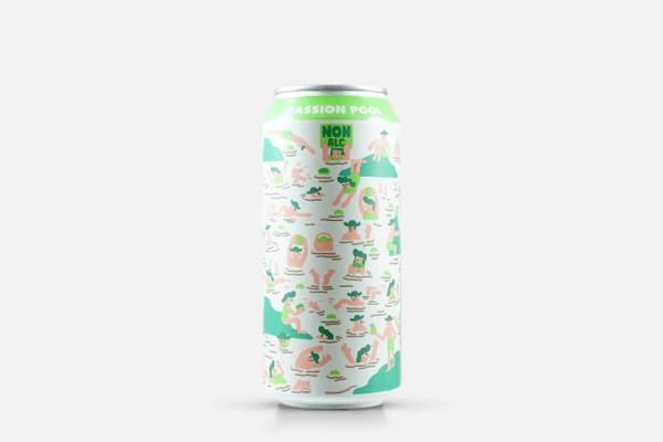 Mikkeller Shallow Passion Pool Alkoholfreies Bier