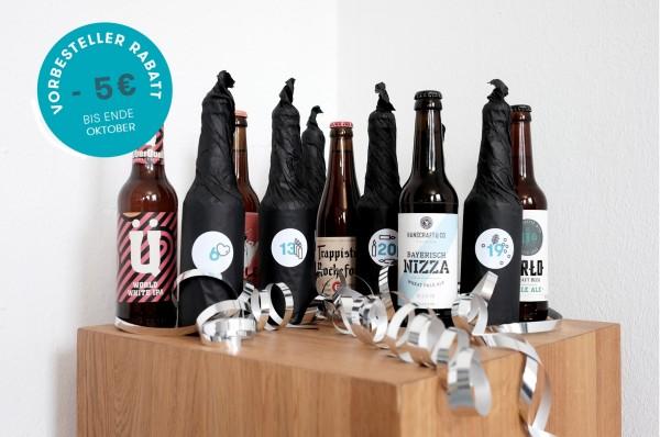 Adventskalender mit Craft Beer