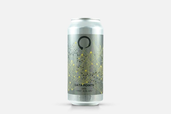 Equilibrium Data Points Double IPA