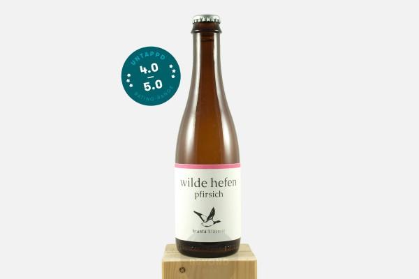 Wilde Hefen - Pfirsich