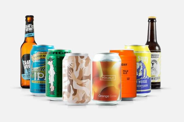 Craft Beer Paket Sommerbier