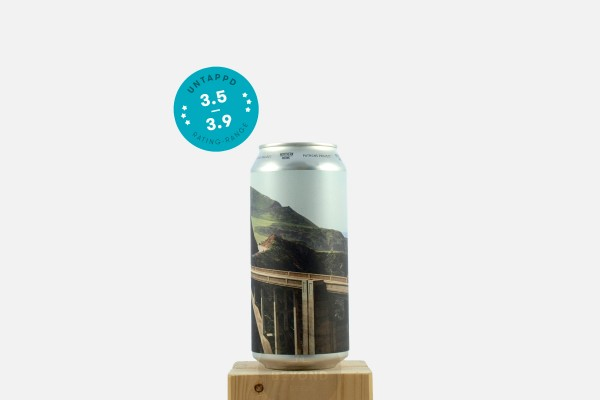 Northern Monk Patrons Project 20.01 // Lemon Radler // Mark Newton // Queer Brewing // West Coast Ro