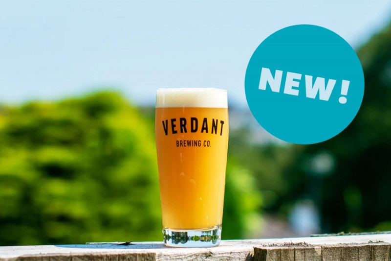 Verdant Brewing Co. New in!