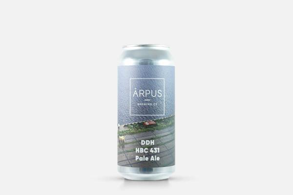 Arpus DDH HBC431 Pale Ale