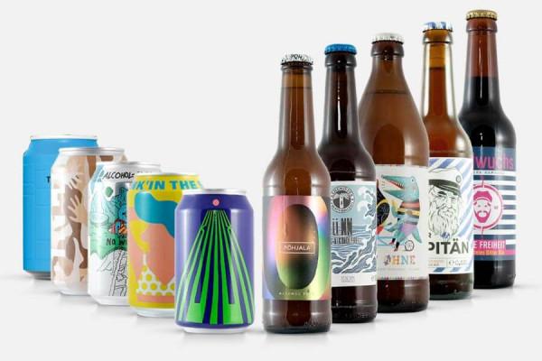 Alkoholfreies Craft Beer Paket