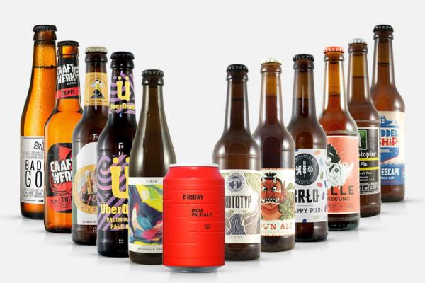 Craft Beer Paket aus Deutschland