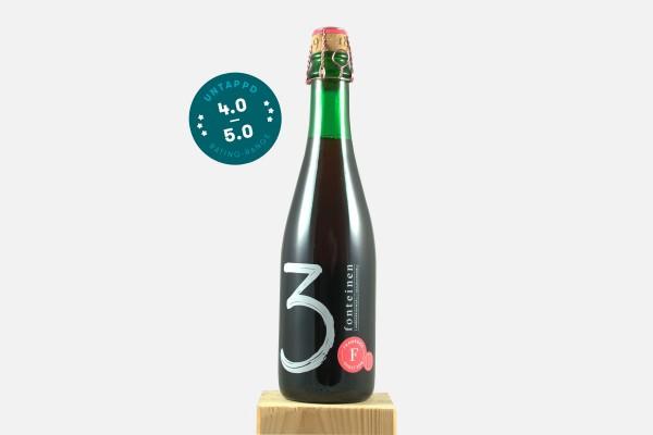 3 Fonteinen Framboos Oogst 2018 (season 18|19) Blend No. 74