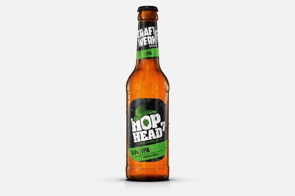 Craftwerk Hop Head⁷ IPA India Pale bestellen oder online kaufen