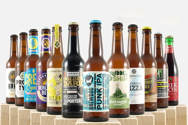 Craft Beer Paket: Craft Beer für Einsteiger