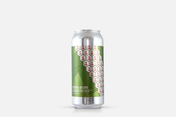 3 Sons Brewing Extra Dope DDH Double IPA