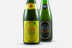 Tilquin Oude Riesling à L'Ancienne (2020-2021) + Gueuze a L'Ancienne