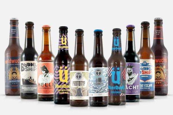 """Paket """"Craft Beer aus Hamburg"""""""