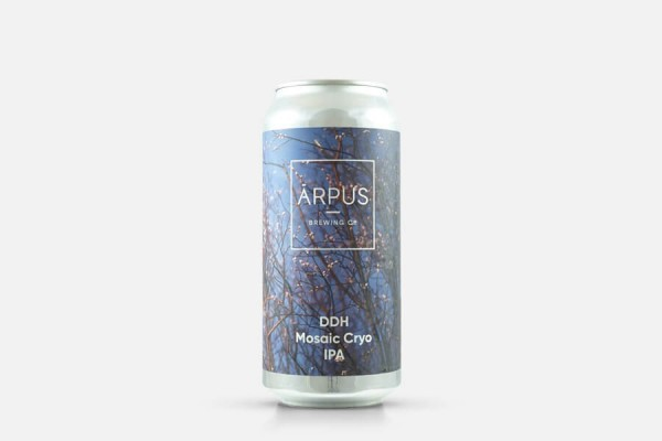 Arpus DDH Mosaic Cryo IPA