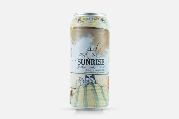Humble Forager Coastal Sunrise (V1) Blueberry, Maple Syrup, Vanilla, Cinnamon