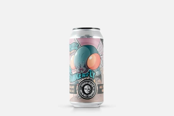 Sudden Death Brewing Doctor Frankenfly Dr. IPA