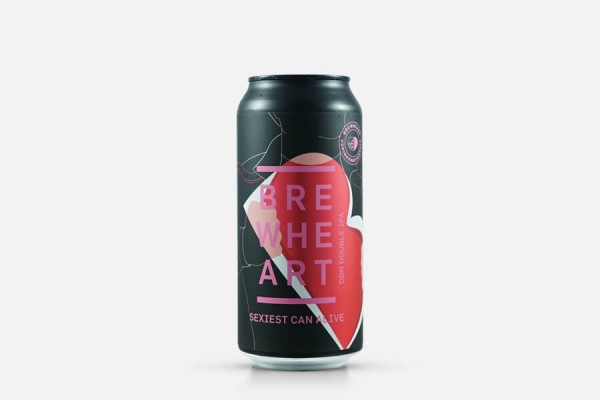 BrewHeart Sexiest Can Alive Double IPA
