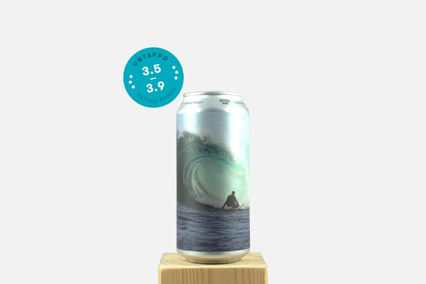 Northern Monk Patrons Project 18.03 // Sandy Kerr // North Sea Sessions // TDH Pale Ale