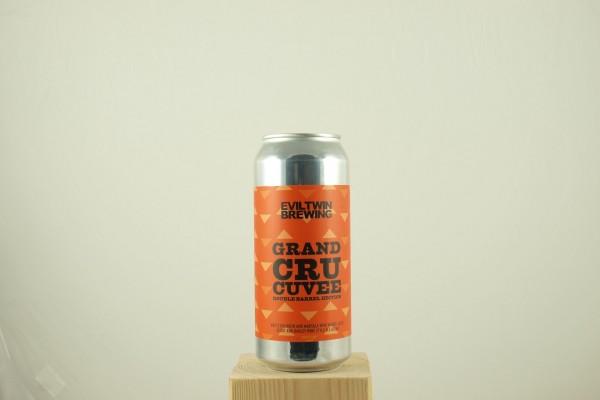 Grand Cru Cuvee Double Barrel Edition