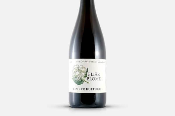Brauerei Kemker Kultuur Fliärblome Sour Ale