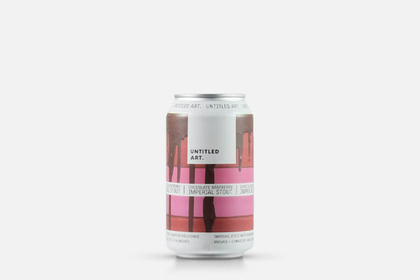 Untitled Art Chocolate Raspberry Imperial Stout