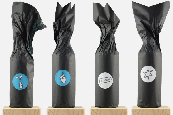 Geschenkverpackung (Preis pro Flasche)