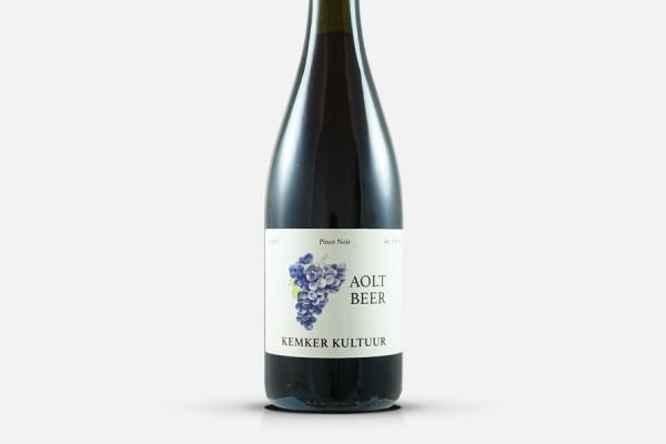 Kemker Kultuur Aoltbeer 07-2021 Pinot Noir Sour Ale