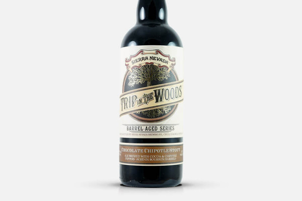 Sierra Nevada Trip in the Woods: Chocolate Chipotle Stout