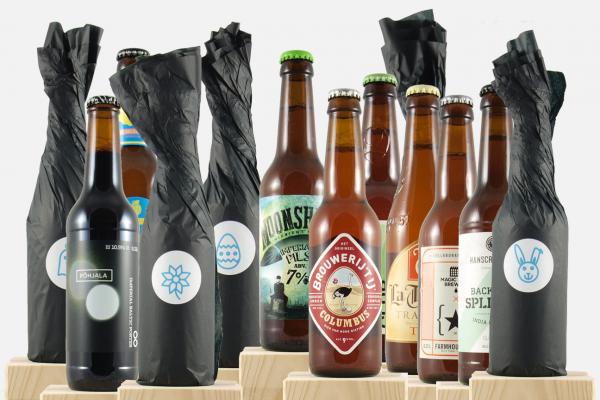 Craft Beer Paket: Geschenkpaket groß