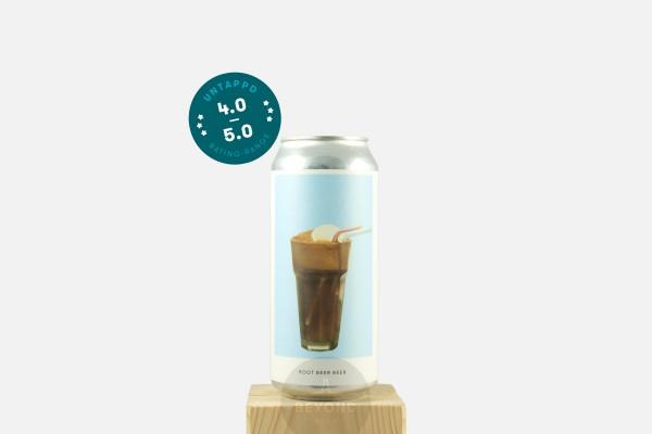 Evil Twin NYC Root Beer Beer