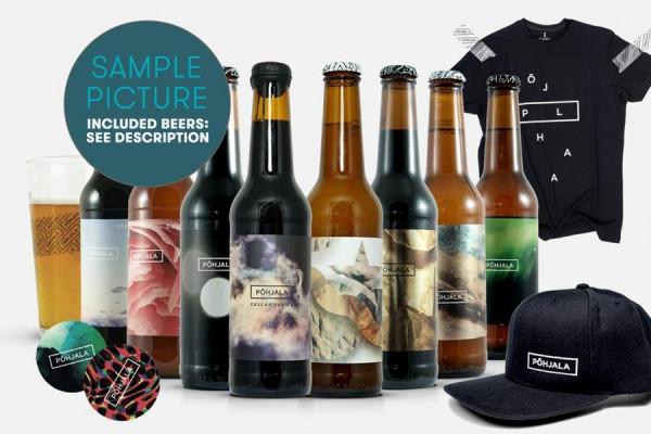 Pohjala Craft Beer Paket