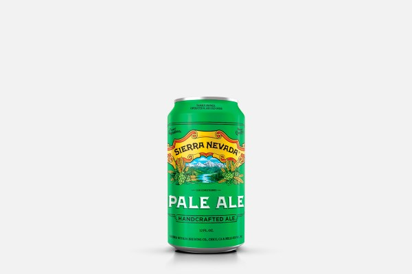 Sierra Nevada Pale Ale Draught-Style Dose