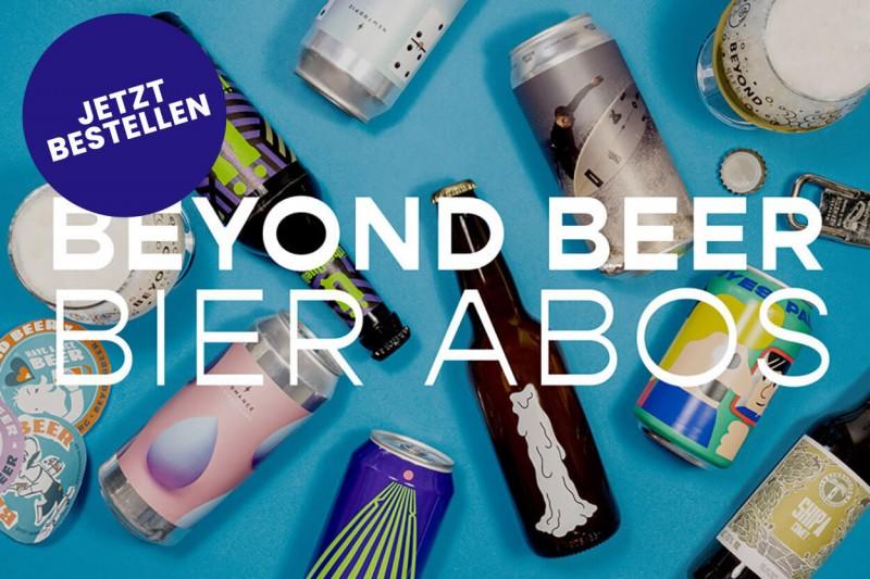Bier-Abo mit Craft Beer