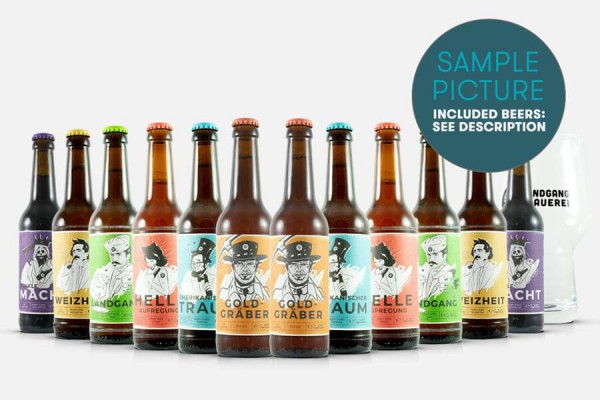 Craft Beer Paket Landgang Brauerei