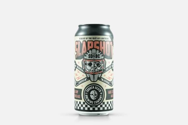 Sudden Death Slapshot Pale Ale