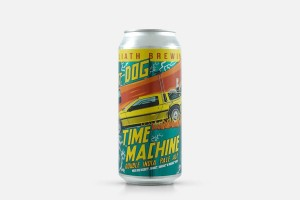 Toppling Goliath Hot Dog Time Machine Double IPA